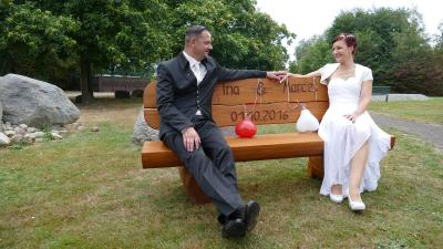 Fotoalbum Hochzeit Ina & Marcel