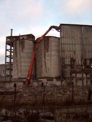 Fotoalbum Das ehemalige Chemiewerk Rüdersdorf