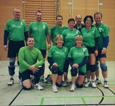 Fotoalbum Volleyball - Regions- und Landesmeisterschaft