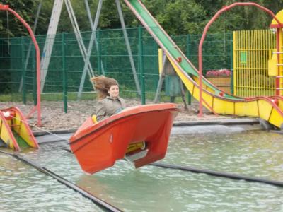 Fotoalbum Fahrt in den Pottspark