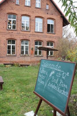Fotoalbum Abbacken in der Backscheune zum Reformationstag
