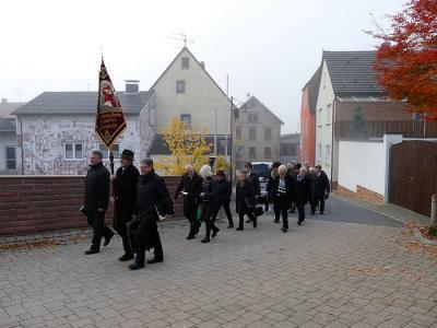 Fotoalbum Friedhofsgang an Allerheiligen