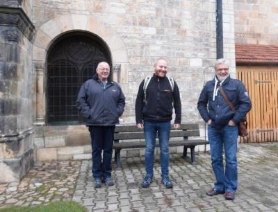 Fotoalbum Gemeindefahrt nach Gernrode am 22.10.2016