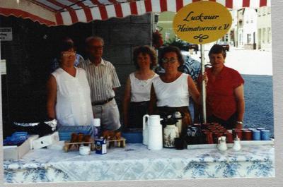 Fotoalbum Aus der Geschichte des Luckauer Heimatvereins