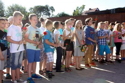 Fotoalbum Letzter Schultag 2016
