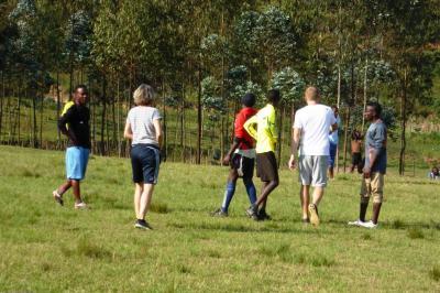 Fotoalbum Ruanda-Reise 2016