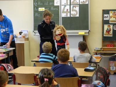 Fotoalbum Busschule