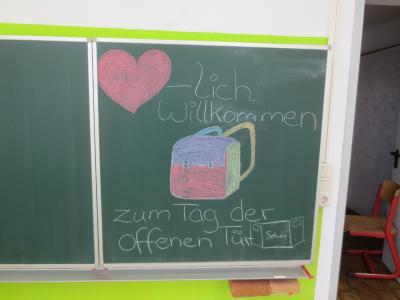 Fotoalbum Tag der offenen Tür an der Evang. Grundschule Finsterwalde