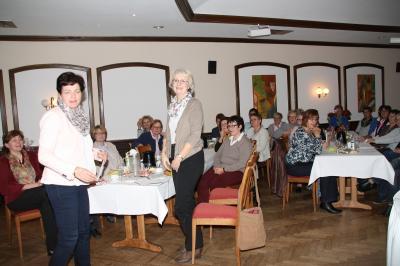 Fotoalbum Holdorf - Frauenfrühstück zum Advent