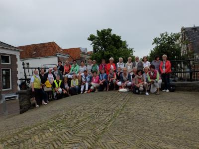Fotoalbum 3-Tages Radtour zum Ijsselmeer