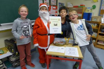 Fotoalbum Adventsnachmittag für alle Klassen