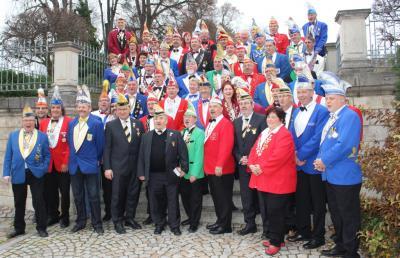 Fotoalbum Präsidententreffen in Freyburg