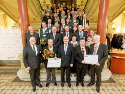 Fotoalbum Demografiepreise des Landes Sachsen-Anhalt