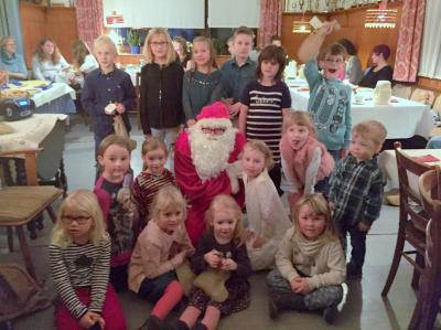 Fotoalbum Kinder-Weihnachtsfeier des SV Mackensen