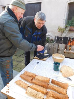 Fotoalbum Rentnerweihnachtsfeier in Hohengörsdorf
