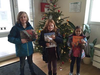 Fotoalbum Vorlesen in Kindertagesstätten
