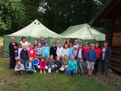 Fotoalbum Sommercamp Jugendclub Karstädt vom 01.08.- 05.08.2016
