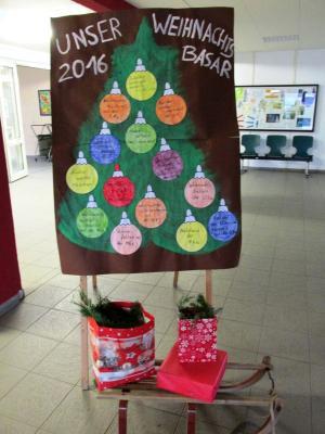 Fotoalbum Weihnachtsmarkt in der Spreeschule