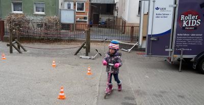 Fotoalbum RollerKIDS-Aktionswoche