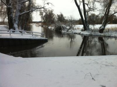 Fotoalbum Winterimpressionen im Kleinen Spreewald Wahrenbrück