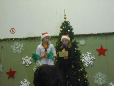 Fotoalbum Weihnachtskonzert