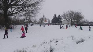 Foto des Albums: Januar 2017 - Spaß im Schnee (12.01.2017)