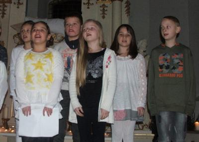 """Fotoalbum Unser Weihnachtsprogramm """"Sterntaler"""""""