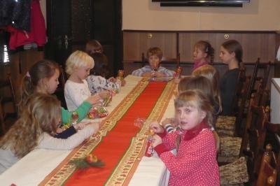 Fotoalbum Weihnachtsfeier Kindersport