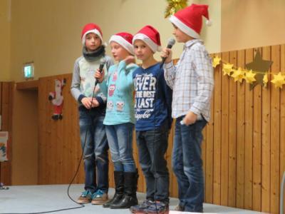 Fotoalbum Schulweihnachtsfeier