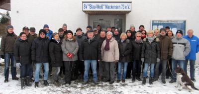 Fotoalbum Winterwanderung mit Grünkohlessen 2017