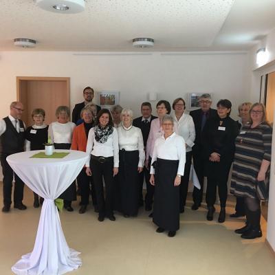Fotoalbum Empfang und Tag der offenen Tür Familienzentrum / Dörphus