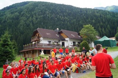 Fotoalbum Internationales Jugendcamp 2016