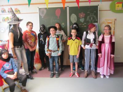 Fotoalbum Wir feiern Fasching