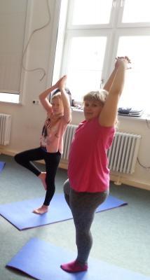 Fotoalbum Yoga
