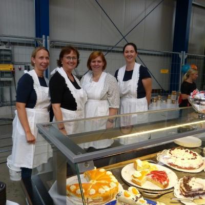 Fotoalbum Betriebsfest bei Stallkamp, Cafeteria der Landfrauen