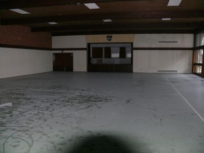 Fotoalbum Sanierung der Moorhalle Königsmoor