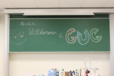 Fotoalbum GuG - Gymnasiasten unterrichten Grundschüler