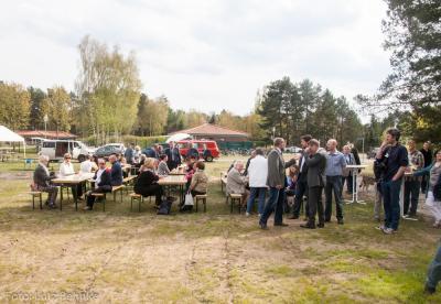 Fotoalbum Einweihung Gemeindehaus