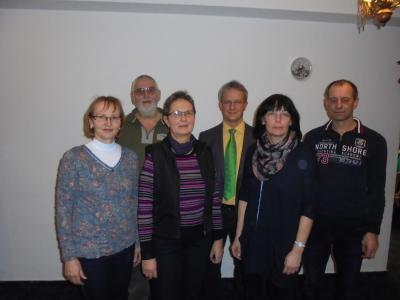 Fotoalbum Mitgliederversammlung vom 10.2.17