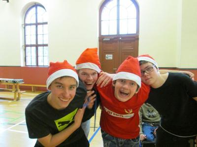 Fotoalbum Traditionell fand auch in diesem Jahr unser alljähliches Nikolaussportfest statt.