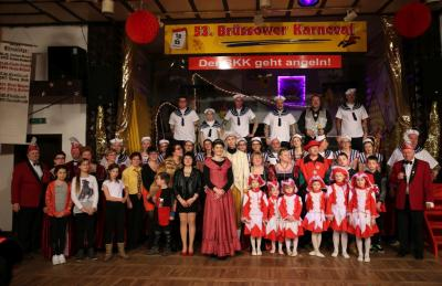 Fotoalbum Impressionen vom 53. Brüssower Karneval