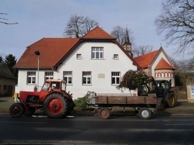 Fotoalbum Arbeitseinsatz in Butzow