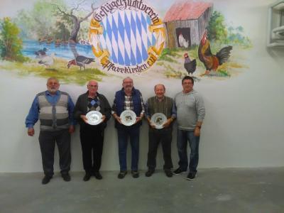 Fotoalbum Runde Geburtstage beim GZV Pfarrkirchen e.V 2016