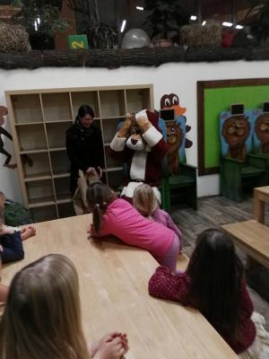 Fotoalbum Weihnachtsfeier Kindertanz im Kinder-Spiel-Land