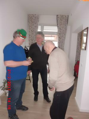 """Fotoalbum Fasching 2017 in unserer Einrichtung """"Wohnen mit Service"""""""