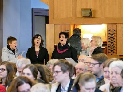 Fotoalbum Generalversammlung am 05.03.2017