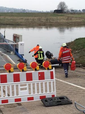 Fotoalbum Personensuche an und auf der Weser