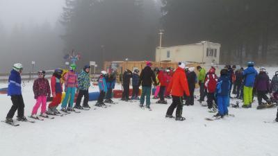 Fotoalbum Skilager 2017 Heubach