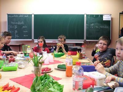 Fotoalbum Gesunde Ernährung Kl.3