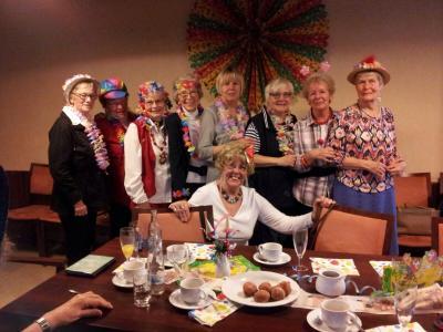 Fotoalbum Seniorenkarneval